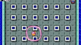 Bomberman Tournament - Boss: Pretty Bomber (Blob Octopus)