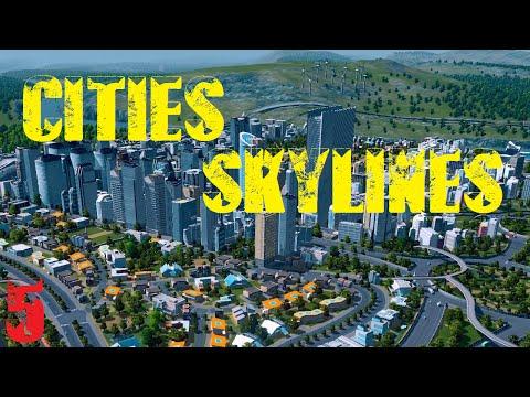 Cities Skylines - Part 5 - Population Boom