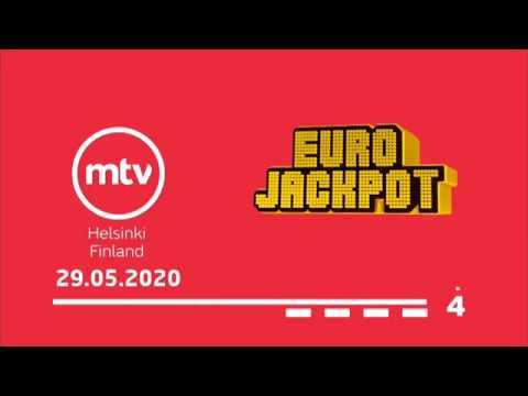 Eurojackpot 29.05 20