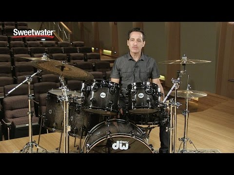 DW Collector's Series Exotic 6-Piece Drum Kit Review - Sweetwater Sound
