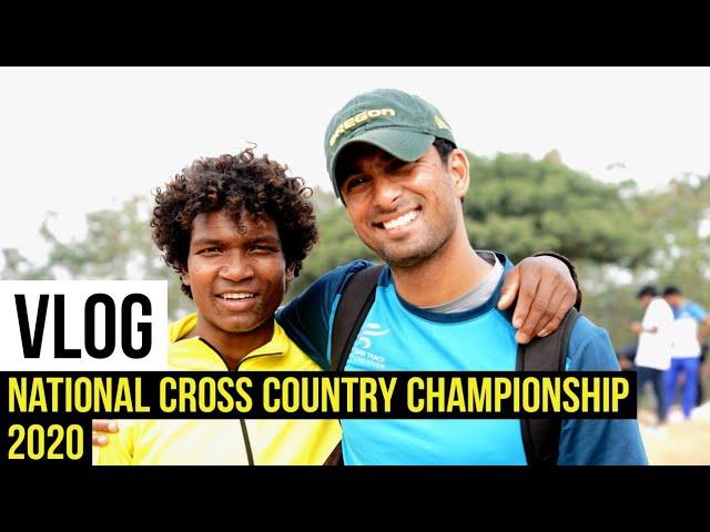 Coach karan vlogs #4 | National cross country championship 2020