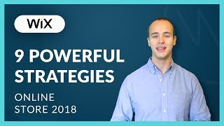Wix eCommerce Tutorial: 9 Strategies To Help You Sell Online