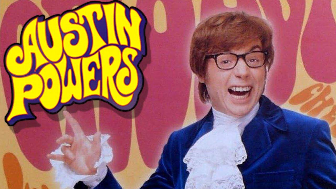 Resultado de imagem para Austin Powers