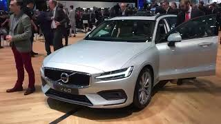 2019 All New Volvo V60 crossover Review !!!