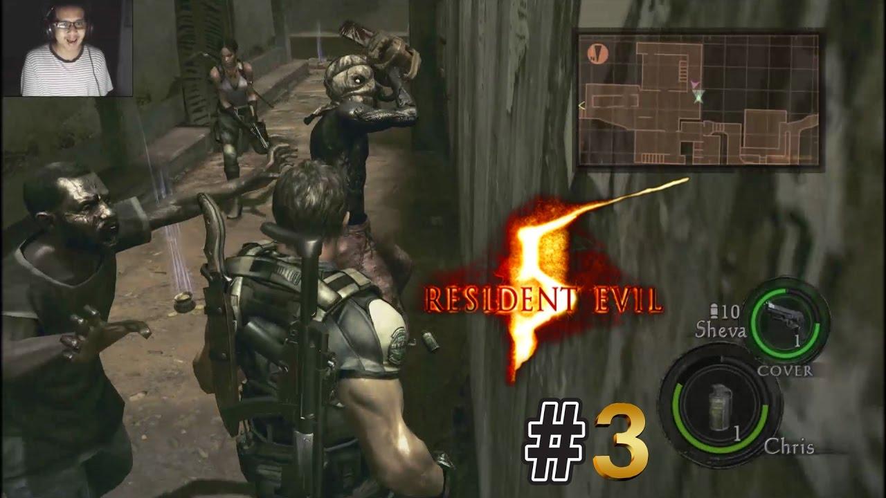 Trainer Resident Evil 5 Biar Simple Tapi Keren