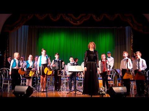 Детский оркестр Выступление на 5летии оркестра ДОЖДЬ