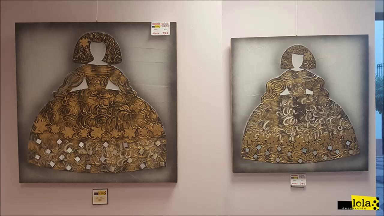 lola decoracin rebajas remate final especial cuadros y espejos