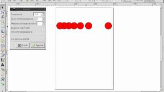 Inkscape videotutorial - parte 12