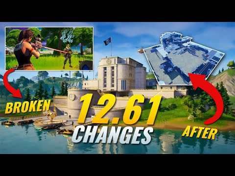 NEW FORTNITE UPDATE: All Aim Assist CHANGES, LEAKS & More!
