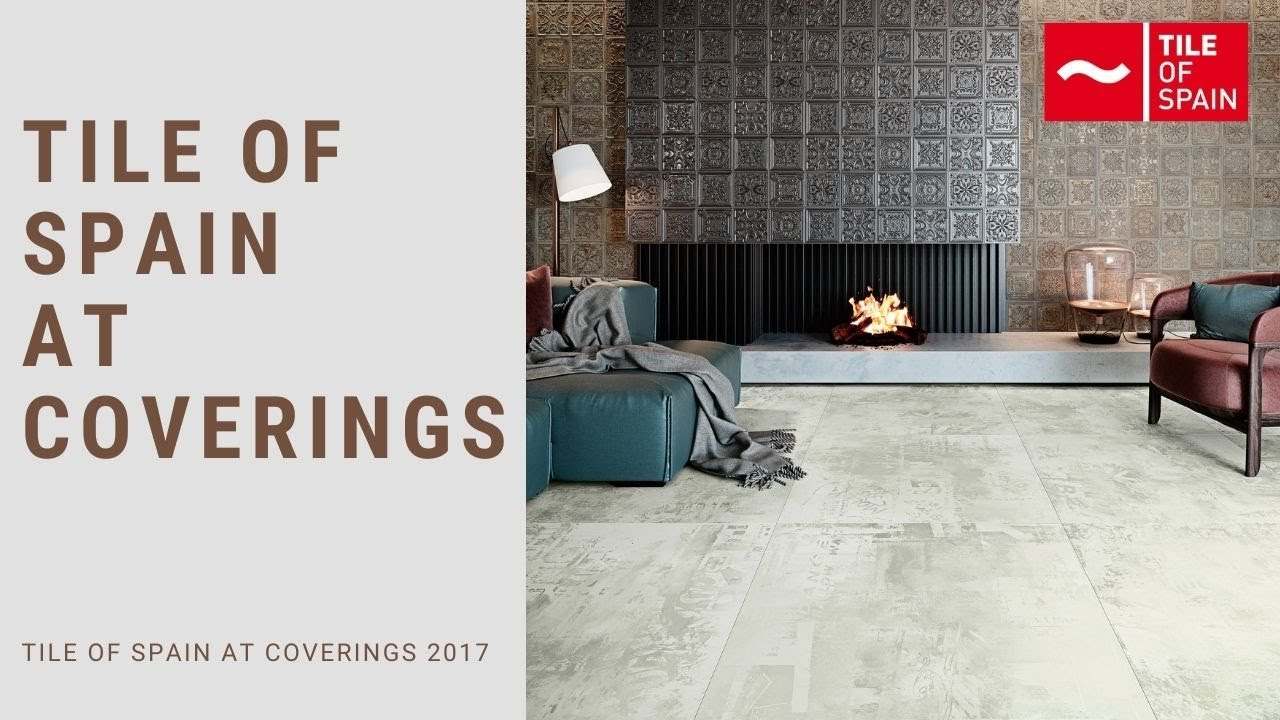 tile of spain at coverings 2017 - youtube
