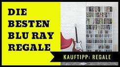 Kauftipps  Die besten Regale für eure DVD BLU RAY STEELBOOK Sammlung