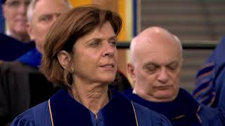 Notre Dame Commencement 2018: Louise Richardson Honorary Degree