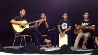 Akhirnya Ku Menemukanmu-Naff cover Live akustikan PPG SM3T Unsyiah