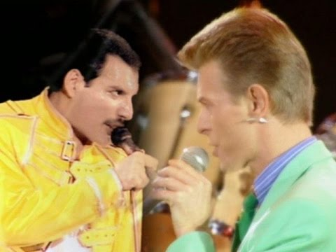 Queen & David Bowie - Under Pressure - Legendado HD
