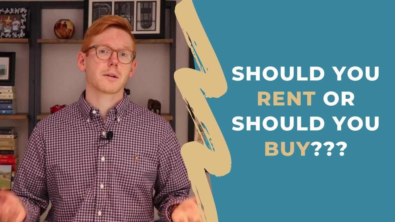 Should You Rent or Should You Buy Your Home???