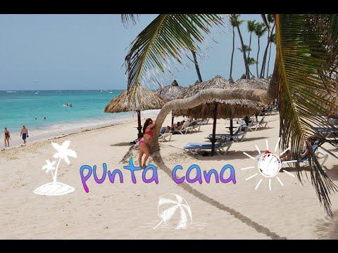 Viaje a Punta cana , Republica dominicana