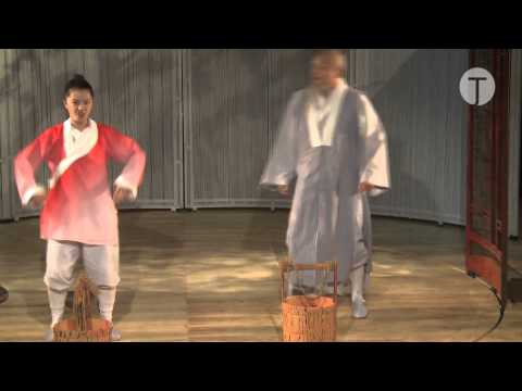 THREE MONKS | China National Theatre for Chidren  [FETEN 2015]