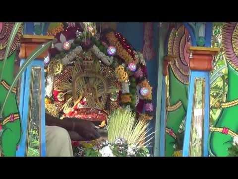 Thambiluvil Kannaki amman Oorvalam - 2013