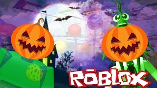 Seriously !!! - Roblox Trick Or Treat Obby Part 2