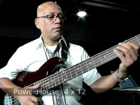 Mesa Engineering Powerhouse Bass Cabs Demo - Part 3