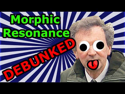 Morphic Resonance Debunked - Argument from Ignorance: Rupert Sheldrake, Purveyor of Nonsense Pt 5
