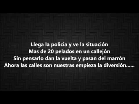 Cabezas Rapadas  Non Servium lyrics letra