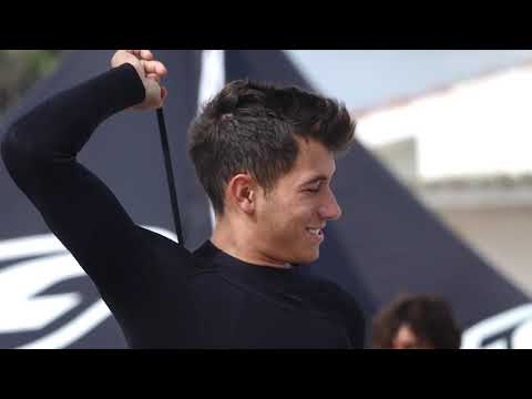 2018 Sardinia Kiteboard Grand Slam World Championship - Day 1