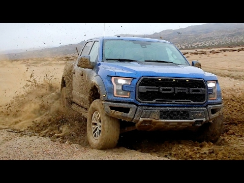 2017 Ford F-150 Raptor – Review and Off-Road Test