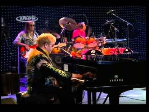 "ELTON JOHN ""BRAZIL"" 2009"