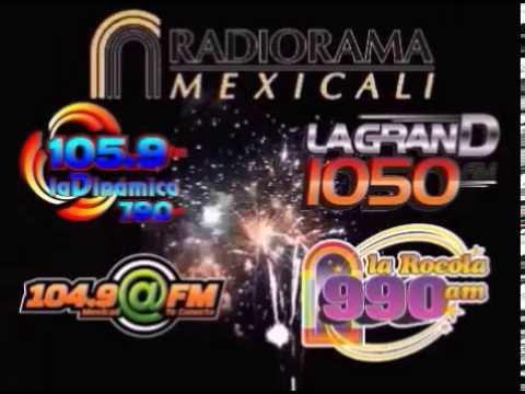 Radiorama Mexicali - Radiodifusoras 2015