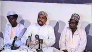 Siku ya Malipo nº I SH: Nassor Bachu