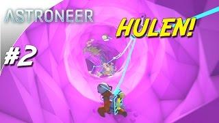 HULEN! - Astroneer dansk Ep 2