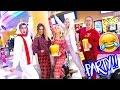 Onesie Pajama Party At The Movies!! Vlogmas Day 21!! video