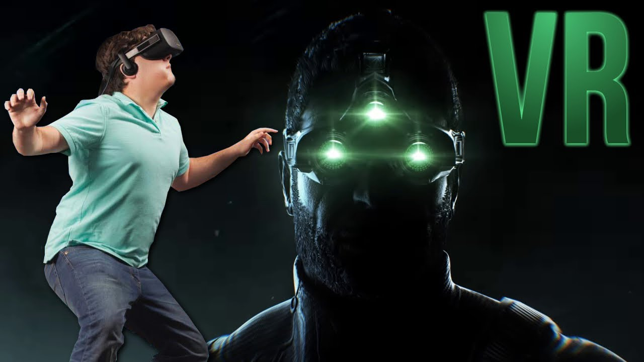 Rambling Thoughts About Splinter Cell VR
