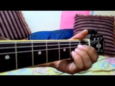 Cover Yura yunita ft glenn fredly - cinta dan rahasia (belajar kunci gitar)