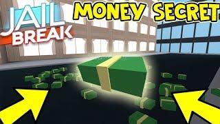MONEY EASTEREGG IN JAILBREAK!   ROBLOX