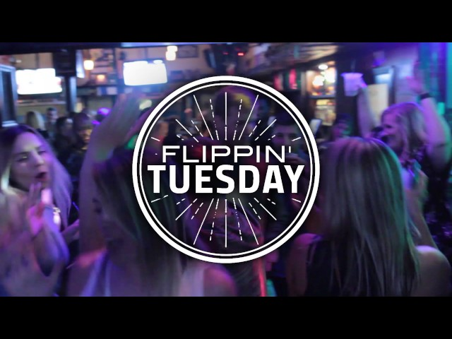 Flippin Tues MacDinton's St. Pete Promo