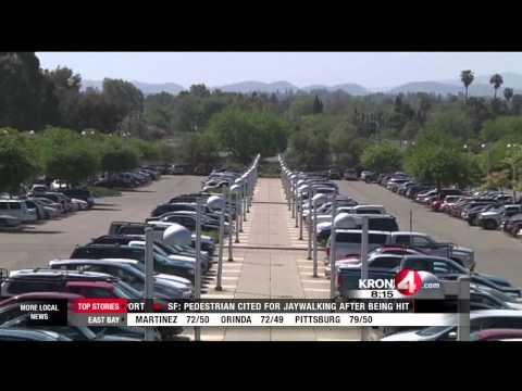 BART Squandering Funds on 24 hr Parking Lot Lights