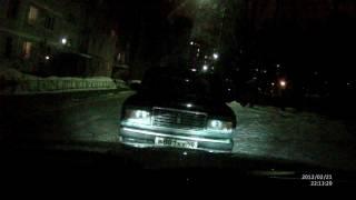 Mistery MDR 810 ночью в Орехово-Зуево