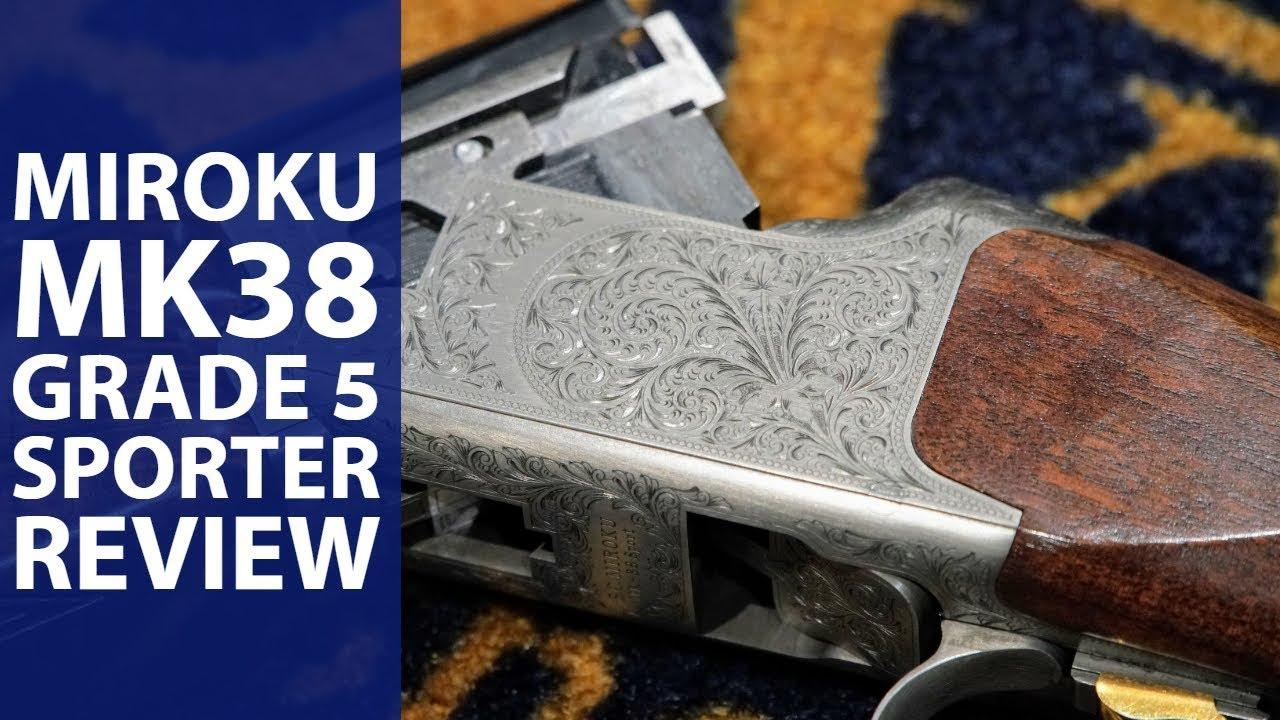 Miroku MK38 Shotgun Review