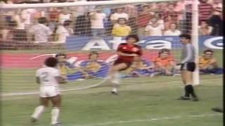 Flamengo 1 x 1 Fluminense (14/09/1980)