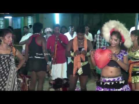 Karakattam Tamil village festival double meaning hot dance