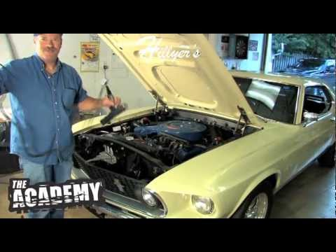 DIY Converting your classic car over to Electronic Ignition - YouTube