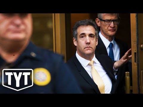Cohen Refuses Pardon From 'Criminal' Trump
