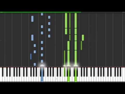 Raising The Sail: Philip Glass The Truman Show  Piano Synthesia