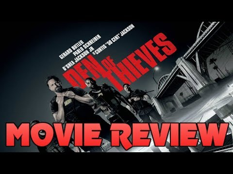 Den of Thieves Movie Review