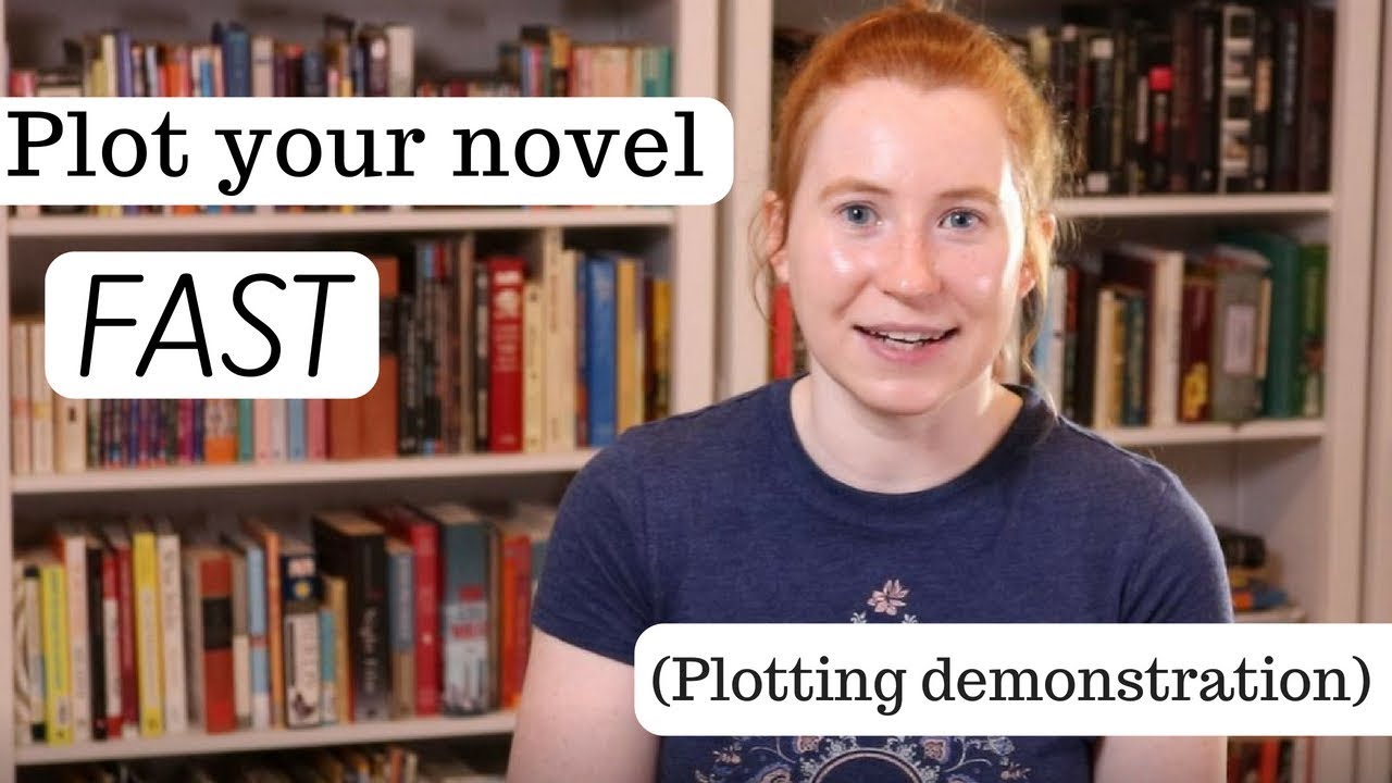 Download How to Plot Your Novel FAST   Writing Advice