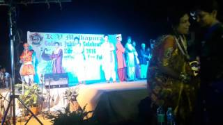 fashion show kv malkapuram edu fest