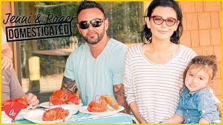 BBQ WITH THE MATHEWS   Jenni & Roger: Domesticated   Awestruck