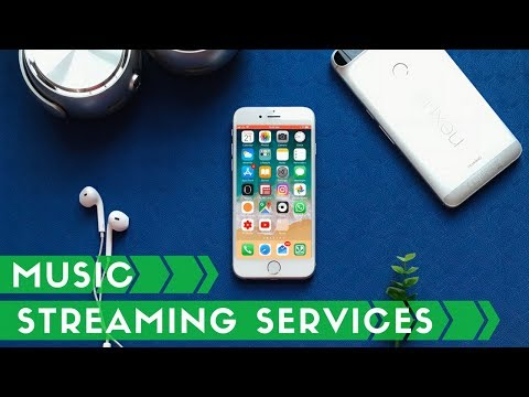 The state of streaming music | India | Streaming Services Compared Mp3